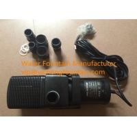China Indoor / Outdoor Fish Pond Water Pump Diving Type 50Hz 60Hz 2.5m - 7m Head Plastic wholesale