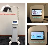 Buy cheap 650nm / 670nm Real Diode Laser Hair Growth Equipment With CE Approved from wholesalers