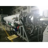Buy cheap 500mm-1.2m HDPE Extrusion Machine for Water Supply and Gas Supply Pipe from wholesalers