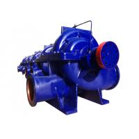 China OEM Irrigation Booster Single Stage Double Suction Pump Transport Water wholesale