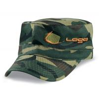 China Cotton Military Style Cap wholesale