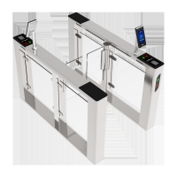 China 200w Ic Card Facial Recognition Turnstile For Game Center wholesale