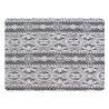 China White Polyester Lace Fabric wholesale
