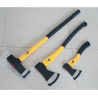 China A613 and SM02 Axe with fiberglass handle set, GS approval on sale