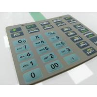ZIP Rubber Membrane Switch With LED Light For Controller Use