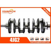 China ISUZU 4JG2 8970231821 Forged Steel Crankshaft 4 Cylinder Crankshaft wholesale