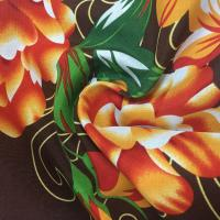 China 300D Minimatt Printed Polyester Material Fabric 100% Polyester Plain Style wholesale