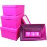 China Folding decorated kraft gift box custom , luxury handmade boxes for gifts wholesale