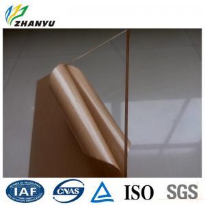 China High Gloss 1.5-50 mm Clear Cast Acrylic Sheet wholesale