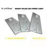 Buy cheap LED Bridgelux Solarworld Panel Street Light PIR Sensor RoHS In Warehouse from wholesalers