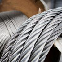 Buy cheap AISI 316 Extremely Flexible Stainless Steel Wire Rope 7x19 For Standing Rigging from wholesalers