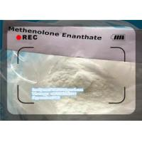 China Muscle Gain Oral Primobolan Methenolone Enanthate Powder CAS 303-42-4 on sale