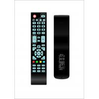 China RC49L Bluetooth Remote For Smart Tv , Bluetooth Smart Remote Black Color wholesale