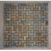 Buy cheap Stone mosaic floor or wall tiles from wholesalers