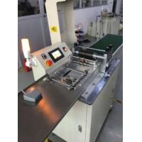 Buy cheap 40x40x34cm 35kg High Efficiency pcb LED Cutting Machine / V Groove Pcb Cutting from wholesalers