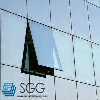 China curtain wall insulated glass sheet 6mm+6mm 8mm+8mm 10mm+10mm wholesale