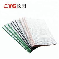 China Construction Heat Insulation Metalized Film Cross Linked PE / IXPE Foam wholesale