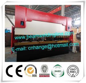 China Delem Synchronize Electric Hydraulic Press Brake , WE67K Press Brake Machine wholesale