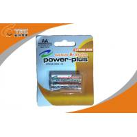 China Primary Lithium Iron LiFeS2 1.5V AA L91 Power Plus Battery for Digital Camera wholesale