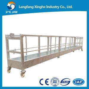 China 7.5m 800KG, ZLP ElectricSuspended Platform wholesale