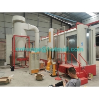 China Powder Coating Line , Automatic Painting And Spraying Line For Steel Construction Parts wholesale