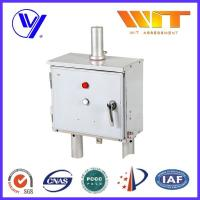 China High Power Motor Driven Operated Mechanism For Isolators Switch , Stainless Steel Materials wholesale