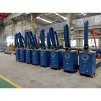 China Welding fume extractor for various welding process for the metal fabraction workshop wholesale