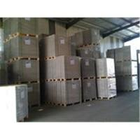 China Sheets of coated duplex board,230gsm. wholesale