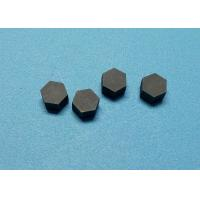 China High Mechanical Strength PCD Wire Drawing Die Blanks Self Supported Hexagonal Diamond H2010 wholesale