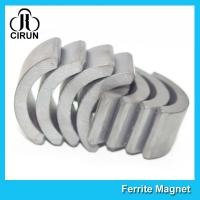 China Permanent Ferrite Step Motor Magnet Ceramic Arc Anti - Corrosion wholesale