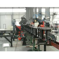 China CNC angle drilling and marking line JNC3535 for power transmission tower wholesale