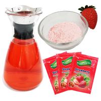 Quality Wholesale Assorted Flavor Instant  Health Powder Drink  Instant Beverage 9g for 1.5L Orange Juice OEM for sale