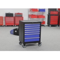 China 27 Inch Workshop Garage Storage Tools Set Box Tool Trolley Cabinet wholesale
