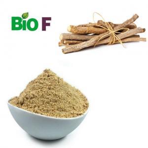 China Licorice Extract Powder 30% Glycyrrhizic Acid Applied In Pharmaceuticals Industry wholesale