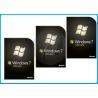 China DVD 32 bit / 64 bit Windows 7 Pro Retail Box Windows 7 Softwares OEM wholesale