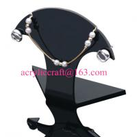 China Acrylic Necklace Display , Perspex Necklace Holders, Plexiglass Necklace Display Stand wholesale
