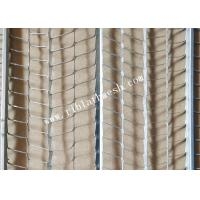 China 610mm Width Galvanized Expanded Metal Lath Mesh 2.13m Length wholesale