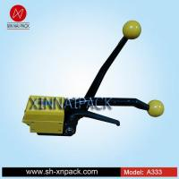 China A333 handheld steel strapping machine with sealless wholesale