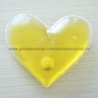 China Instant Gel Heat Pack with Logo Imprinting and Small Chip wholesale