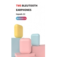 China Touch Control i11/i12/Marcon TWS 5.0 Bluetooth Earphone Wireless Headphones Portable Invisible Earbud for IOS Android wholesale