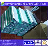 China Shanghai SPRING made screen printing aluminum squeegee handle/squeegee holder/screen printing squeegee aluminum handle wholesale