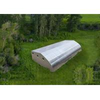 China Large Prefab Steel House Carport Shed Shelter Green House With Solar Panel wholesale