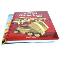 China 210 * 285mm Inner4C+4C 120gsm wood free paper Childrens Book Printing Service on sale