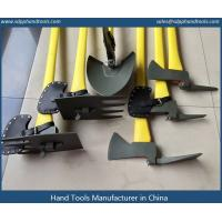 China The Max Axe, Multi-purpose Axe, An ax, shovel, Mattock, picks, rake, hoe and more all in one wholesale
