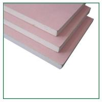 Buy cheap Fireproof gypsum board from wholesalers