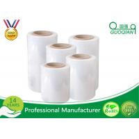 Quality High Extension Plastic Stretch Wrap , Shrink Wrap Film For Pallets For Protective Packaging for sale