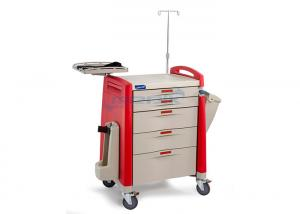 China Model MK-P01 Emergency Crash Carts For Hospitals wholesale