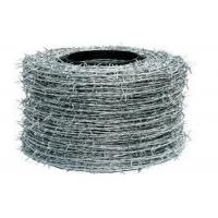 China Building Barbed Wire Fence Hot Dipped Galvanized Single Strand Fence Wire wholesale