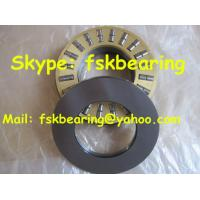 China Brass Cage Cylindrical Roller Bearing Single Row Chrome Steel on sale