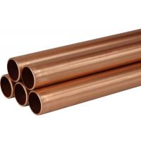 China Great 99.9% pure red copper round bar , copper rod for industrial , construction wholesale